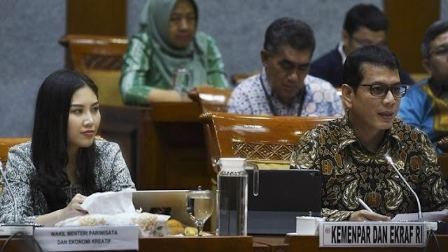 Heboh #CoretBalidanToba, Jansen Demokrat: Menpar Harus Jaga Mulut