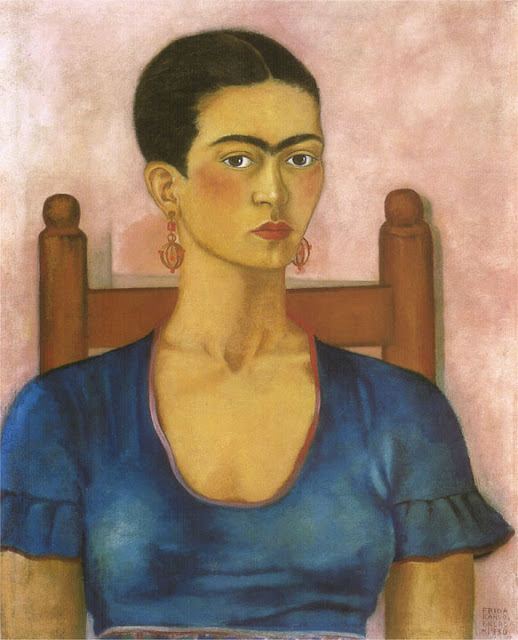 Фрида Кало - автопортрет. 1930