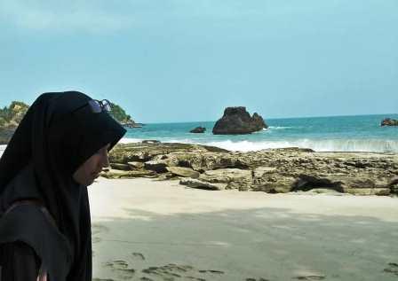 Pantai Marina Lampung