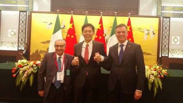 Fincantieri: 2 navi da crociera più 4 in opzione per la Cina
