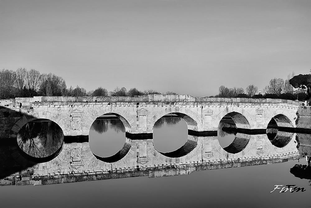 Ponte di Tiberio - Rimini 02-04-2018
