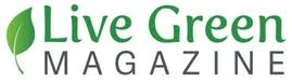 Logo Live Green Magazine