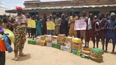 BREAKING: Nigerians In Shock As Boko Haram Commanders Surrender - PHOTOS