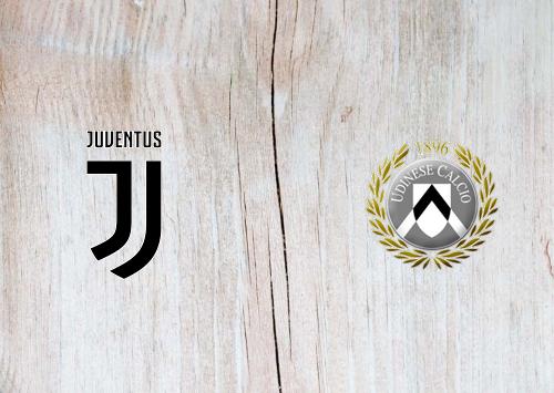 Juventus vs Udinese -Highlights 15 December 2019