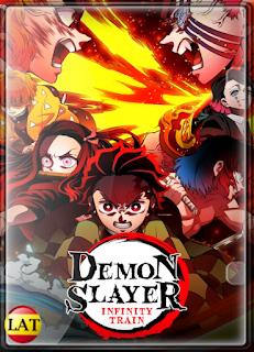 Demon Slayer: Mugen Train La Película (2020) DVDRIP LATINO