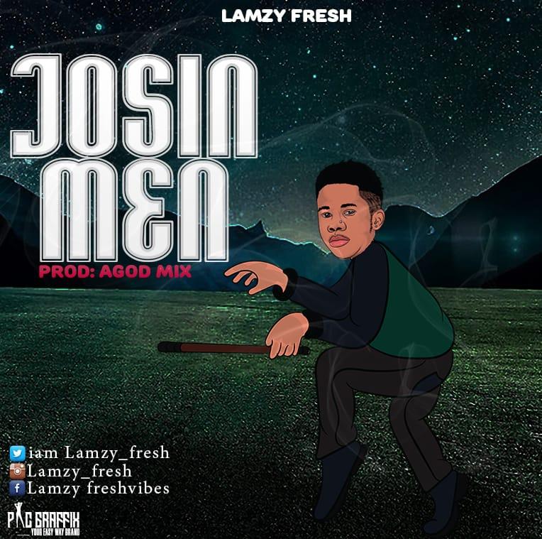 Lamzy Fresh - Josin Men