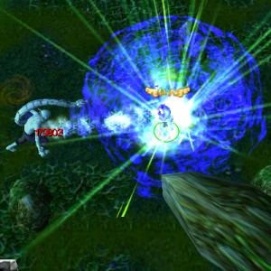 Naruto Castle Defense 6.0 reverse four symbol sealing