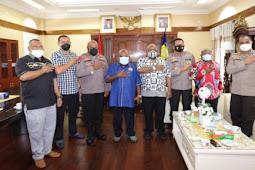 Pemerintah Provinsi Papua dan Polda Papua Buka Penerimaan 2.000 Bintara Polri OAP