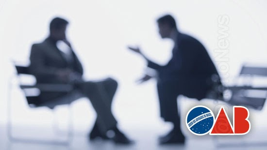 oab advogado informar atividade suspeita cliente