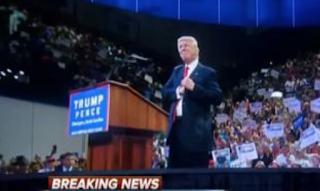 MRC Study 91% Of Network News Hostile: Documenting TV's Twelve Weeks of Trump Bashing