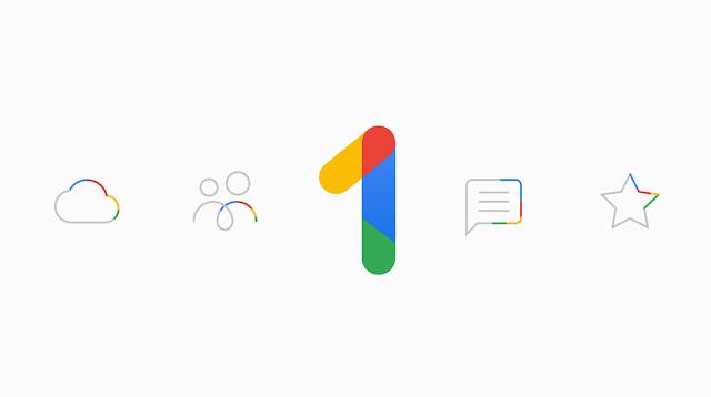 توفر خطة Google One الجديدة مساحة تخزين متوسطة تبلغ 5 تيرابايت
