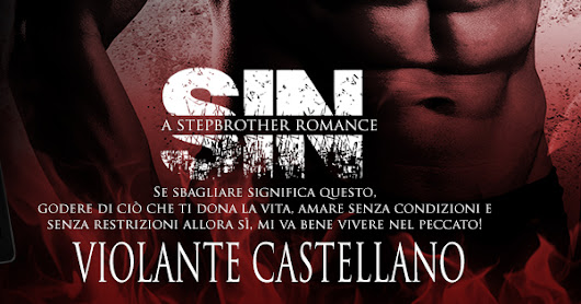 PROSSIMAMENTE: SIN - a stepbrother romance