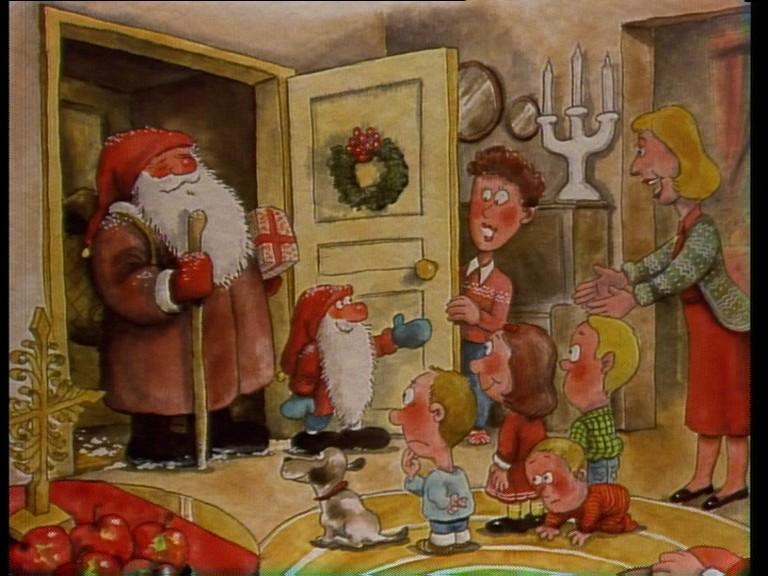 Joulupukki Joulupukki Sanat