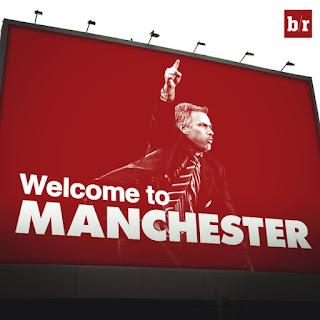 Mourinho Batal ke Manchester United