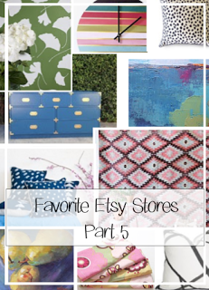 Best Etsy Stores for Home Decor