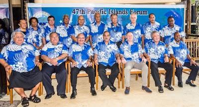 West Papua Tetap Masuk Agenda Forum Pemimpin PIF September