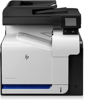 HP LaserJet Pro 500 color MFP M570dn Drivers And Review