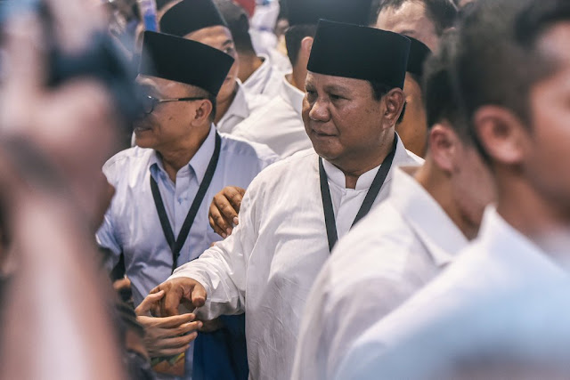 Prabowo: PKS Radikal