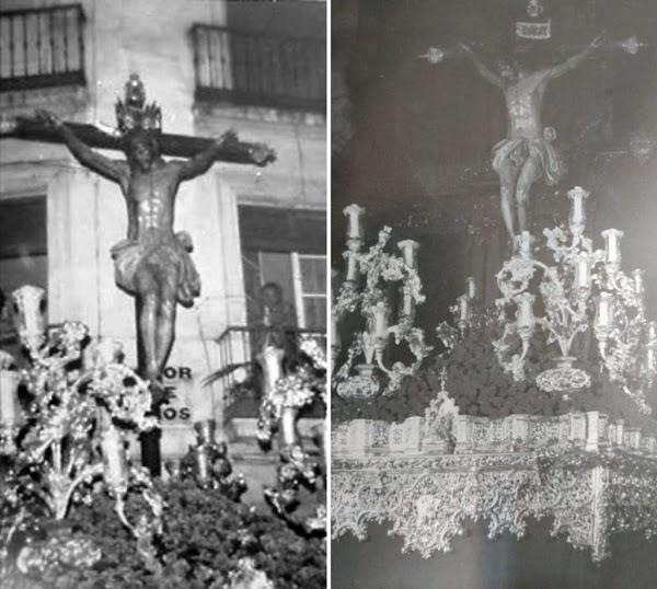 Palacio comunica a La Lanzada la no conveniencia de sacar el paso de misterio a la calle fuera de Semana Santa