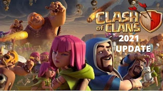 Clash Of Clans New Update 2021 Download Apk
