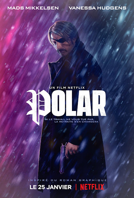 فيلم Polar 2019 مترجم