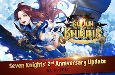 Download Seven Knights APK v3.3.40  For Android Terbaru