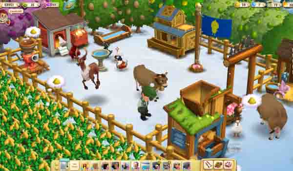 FarmVille 2 Country Escape v5.9.1083 Mod Apk Terbaru