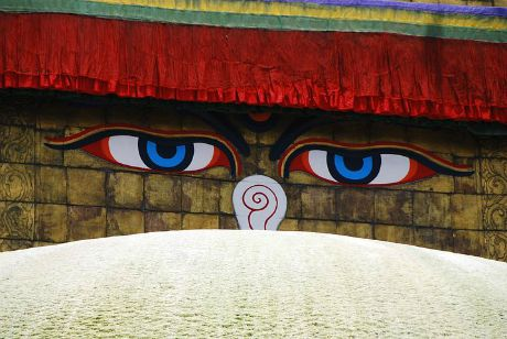 Occhi di Buddha