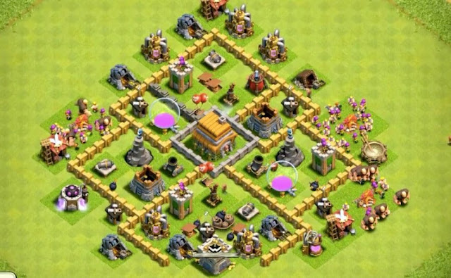 loot protector th6 base