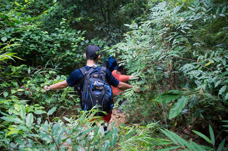 Bataan Hiking