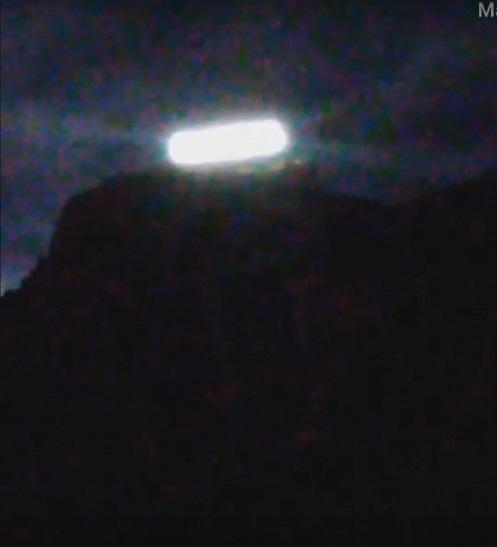 UFO negli Usa 2019
