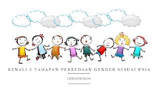 perbedaan gender