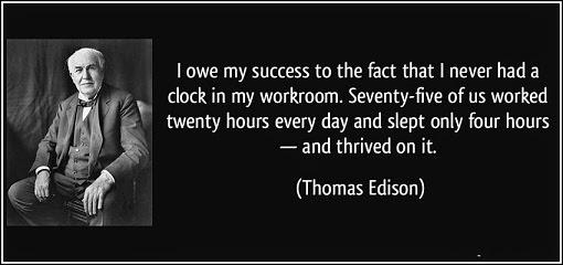 Kumpulan Kata Kata Bijak Thomas Alva Edison