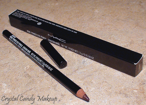 Kohl Power Raven de MAC (Collection Glamour Daze)