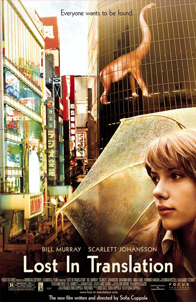 Download Lost in Translation (2003) Full Movie in Hindi Dual Audio BluRay 720p [1GB]