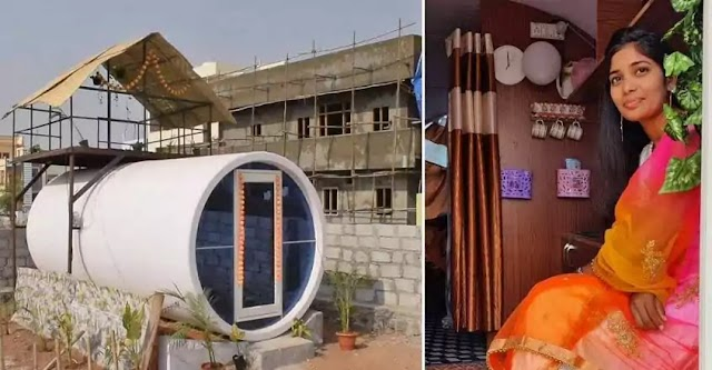 Low-cost homes from sewage pipes; Telangana girl's success; Innovative business ideas
