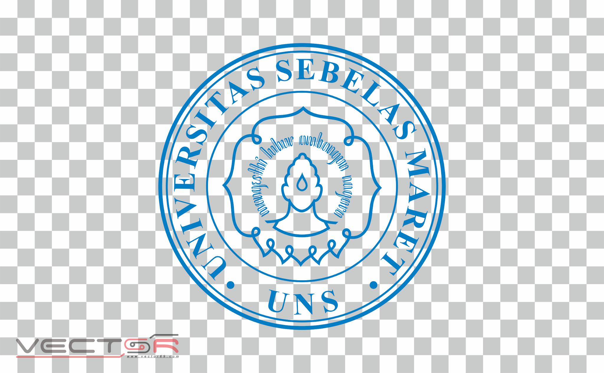 Logo UNS (Universitas Sebelas Maret) - Download .PNG (Portable Network Graphics) Transparent Images