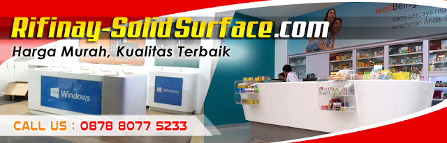 Harga Solid Surface
