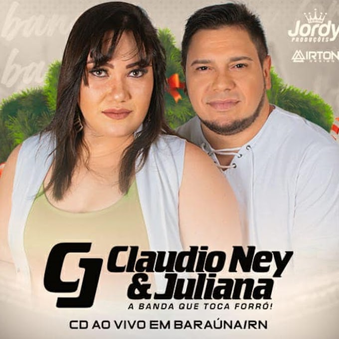 AGENDA DE SHOWS - CLAUDIO NEY E JULIANA