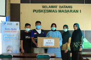 Solopeduli Sumbang 500 Pakaian Hazmat Untuk Tenaga Medis
