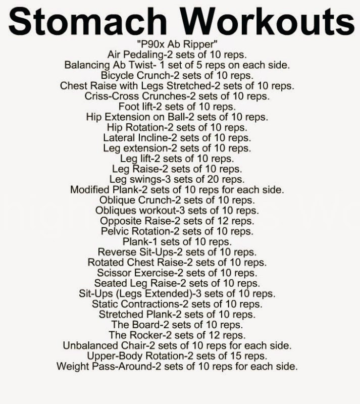 hover_share weight loss - stomach workouts