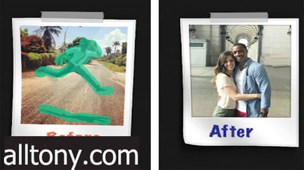 تحميل تطبيق TouchRetouch لحذف أي شئ من الصورة للأندرويد والايفون