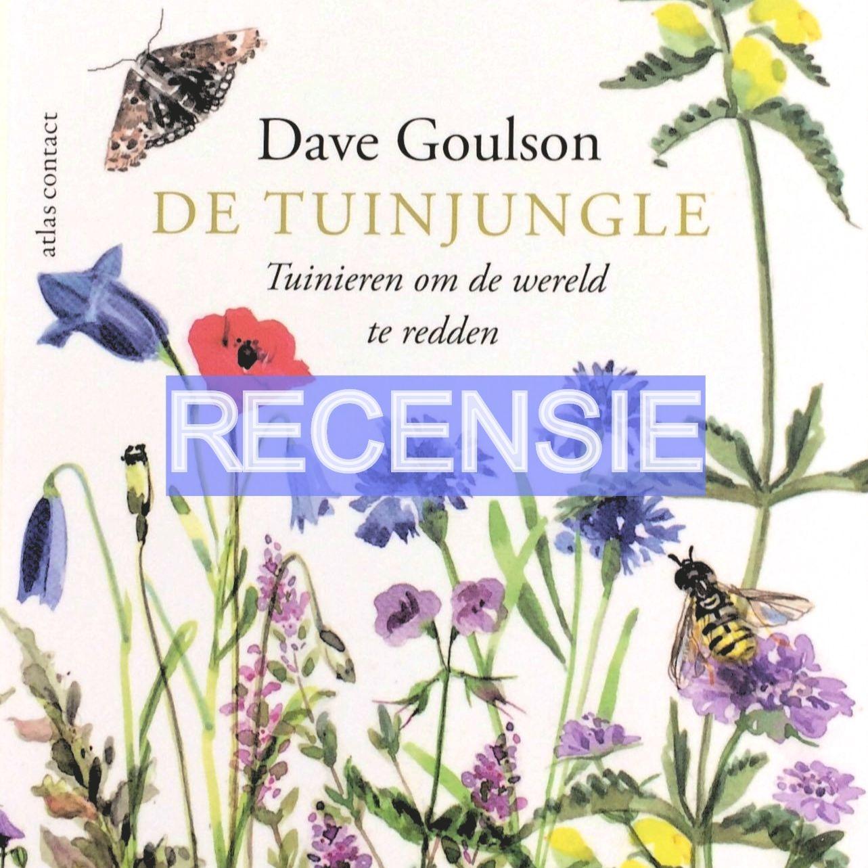 david goulson tuinjungle angel verhaal boek recensie