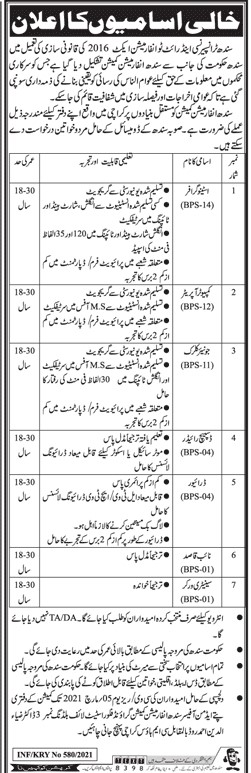 Latest Govt Jobs 2021 - Information Commission Jobs 2021 - Sindh Jobs 2021 - Karachi Jobs 2021