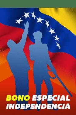 """Nueva modalidad de pago con el """"Bono Especial Independencia"""" del Carnet de la Patria"""