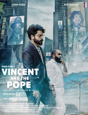 Vincent and the Pope Malayalam movie, www.mallurelease.com