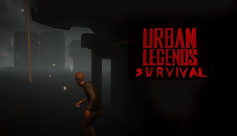 تحميل لعبة الرعب Urban Legends للاندرويد