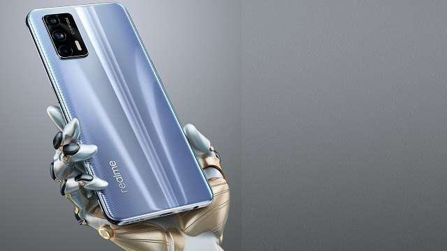 Realme GT Neo स्मार्टफोन