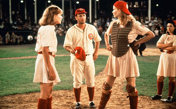 """a movie analysis of a league of their own by penny marshall An article about the national film registry described """"a league of their own """"a league of their own"""" (1992): penny marshall's box office."""