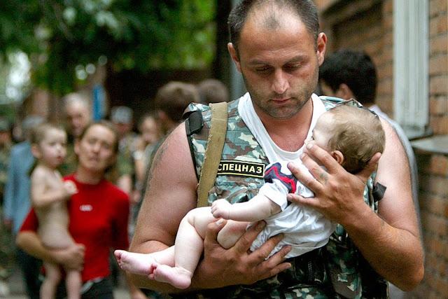 16 лет трагедии в Беслане! Во время операции по освобождению заложников погибли 333 человека, из них - 186 детей